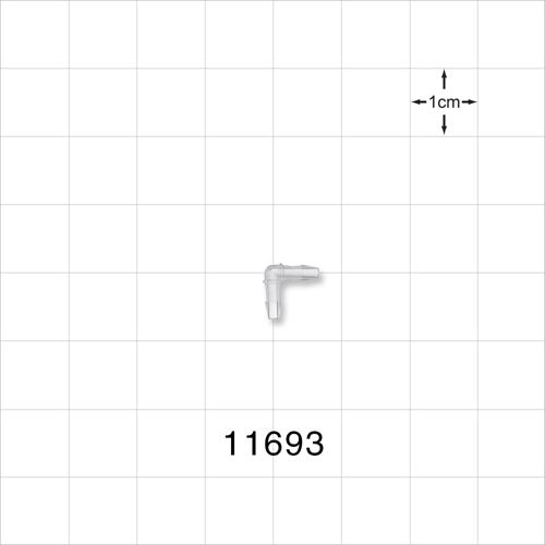 Barbed Elbow Connector - 11693