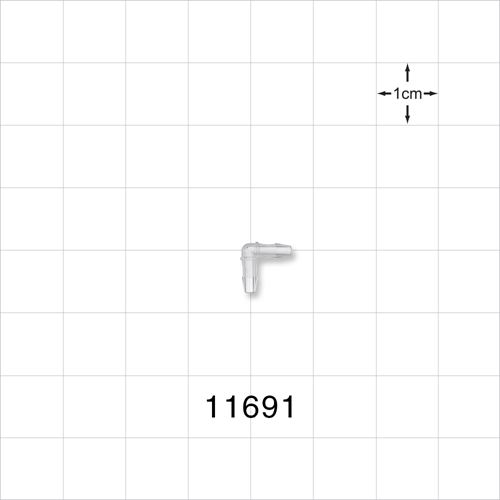 Barbed Elbow Connector - 11691