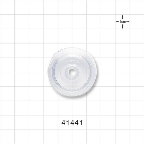 Chamber Cover, One Port - 41441