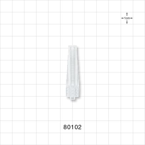 Stepped Male Luer Lock Connector - 80102