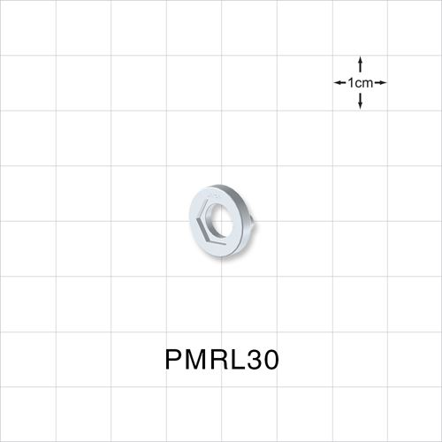Ring, Color code, White - PMRL30