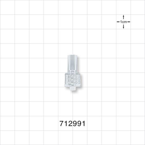 Male Luer Lock Connector, Female Taper - 712991