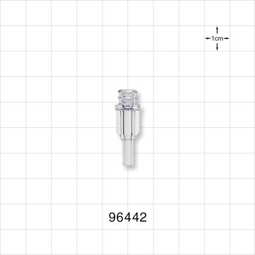 Female Luer Connector, Clear - 96442