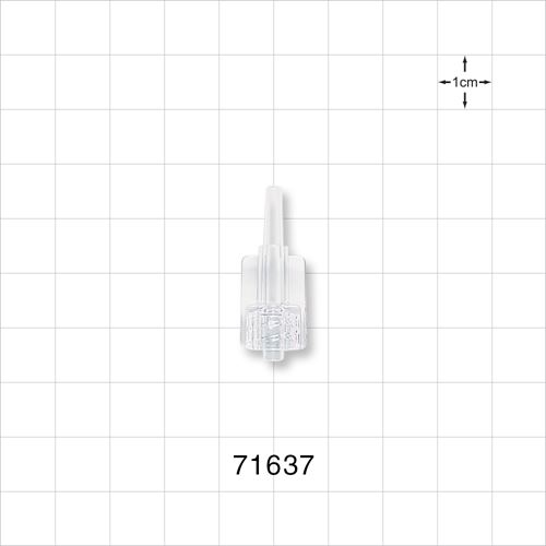 Male Luer Lock Tubing Connector - 71637