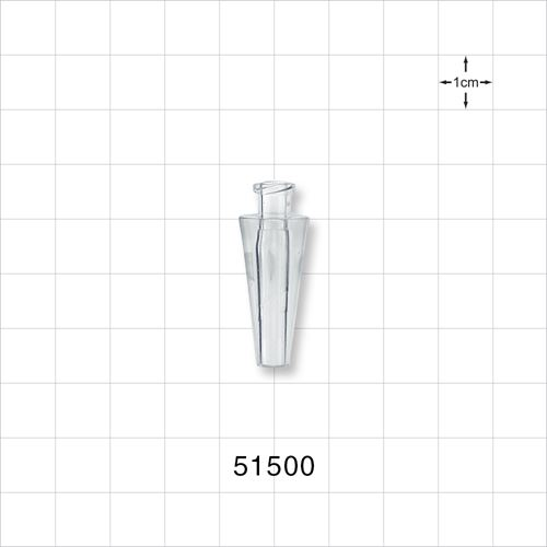 Conical Connector with Female Luer Lock - 51500