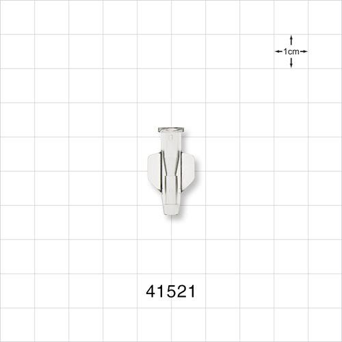 Catheter Hub Connector, Clear - 41521