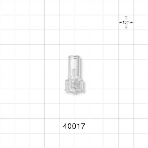 Stylet Connector, Female ENFit™, Male ENFit™ - 40017