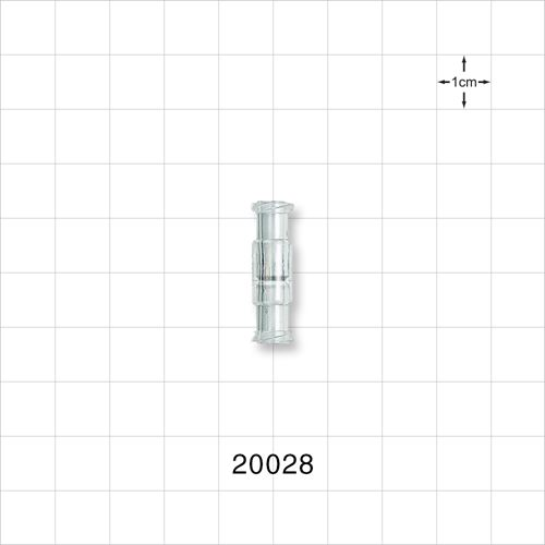 Female to Female Luer Lock Connector - 20028