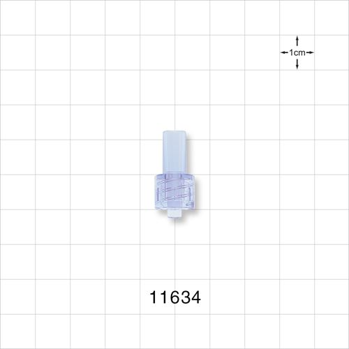 Male Luer Lock Connector - 11634