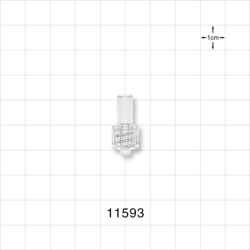 Male Luer Lock Connector - 11593
