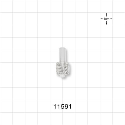 Male Luer Lock Connector - 11591
