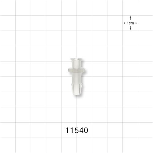 Female Luer Lock to Barb Connector - 11540