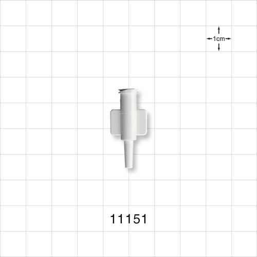 Female Luer Lock Connector - 11151