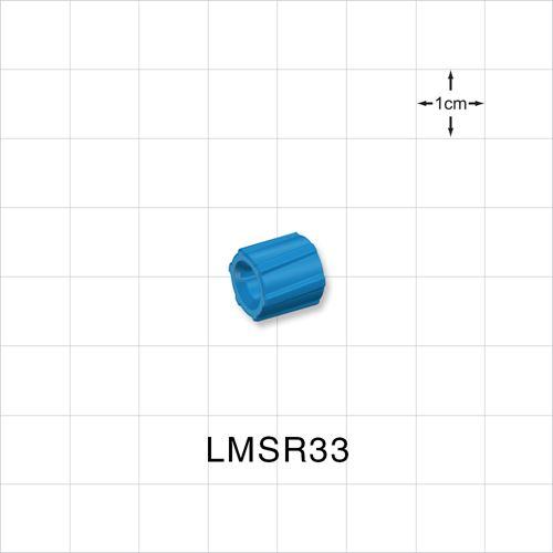 Spin Lock Ring, Blue - LMSR33