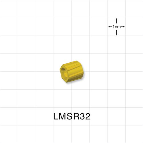 Spin Lock Ring, Yellow - LMSR32