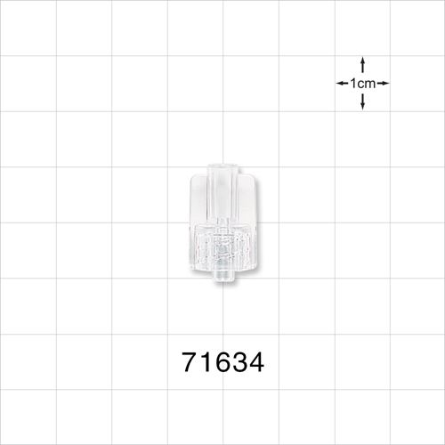 Male Luer Lock Connector - 71634