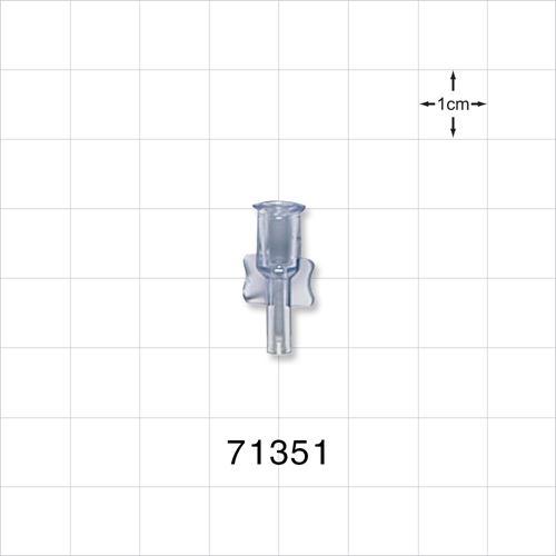Female Luer Lock Connector - Radiation Grade - 71351