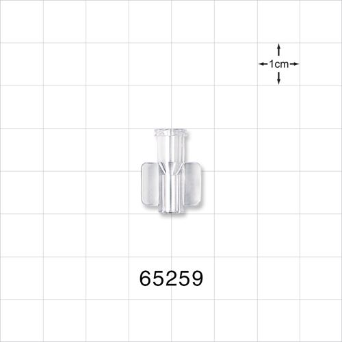 Female Luer Lock Connector - Radiation Grade - 65259