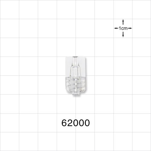 Male Luer Lock Connector - 62000