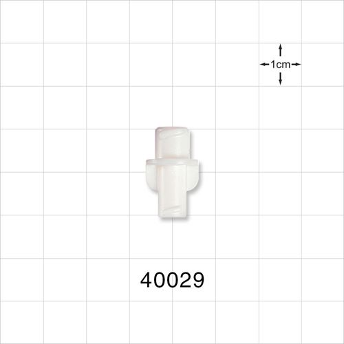 Female ENFit™, Female Luer Lock Adapter - 40029