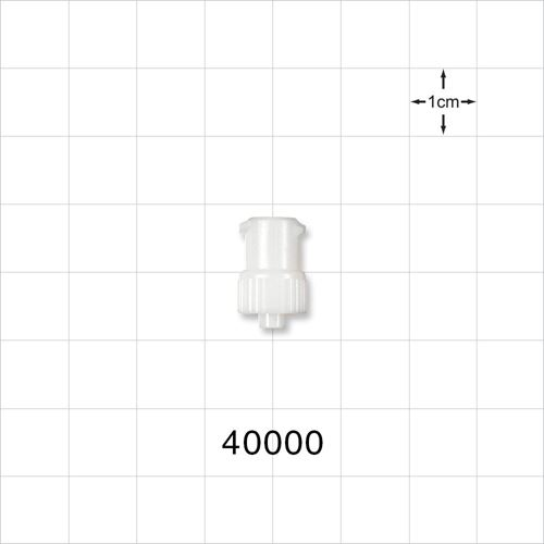Female ENFit®, Male Luer Lock Adapter - 40000