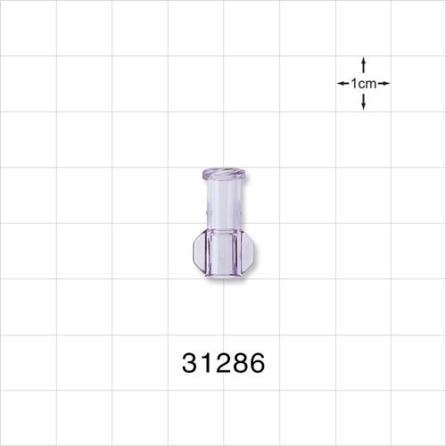 Female Luer Lock Connector - 31286