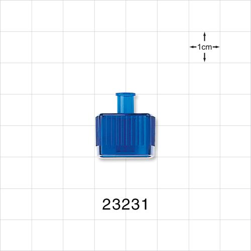Universal Syringe Tip Connector - 23231
