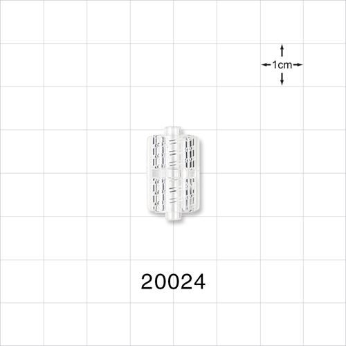 Male to Male Luer Connector - 20024