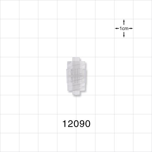 Male to Male Luer Lock Connector - 12090