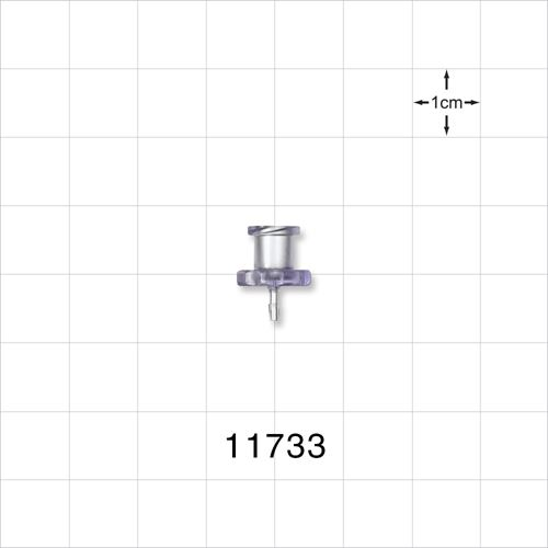 Female Luer Lock to Barb Connector - 11733