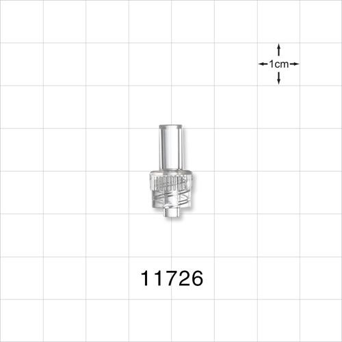 Male Luer Lock Connector - 11726