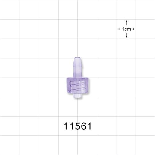 Male Luer Lock to Barb Connector - 11561