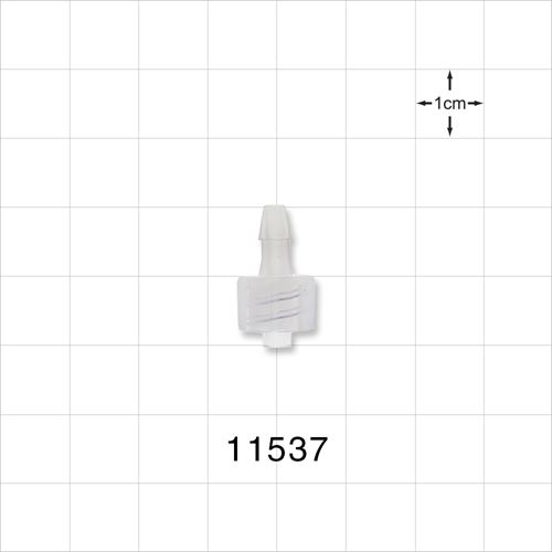 Male Luer Lock to Barb Connector - 11537