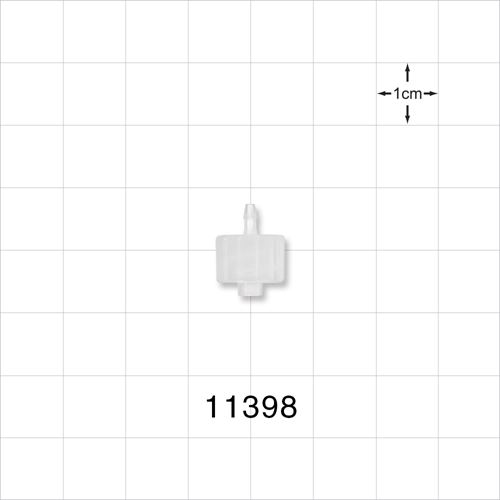 Male Luer Lock to Barb Connector - 11398