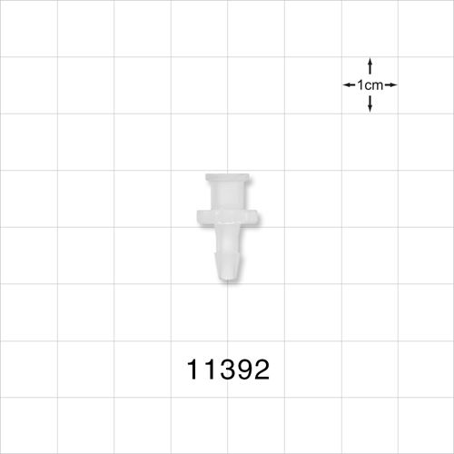 Female Luer Lock to Barb Connector - 11392