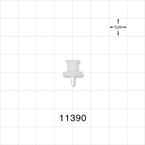 Female Luer Lock to Barb Connector - 11390