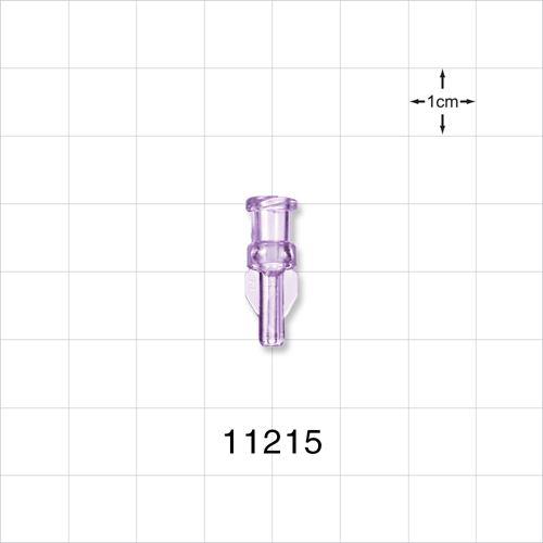 Microbore Female Luer Lock Connector - 11215