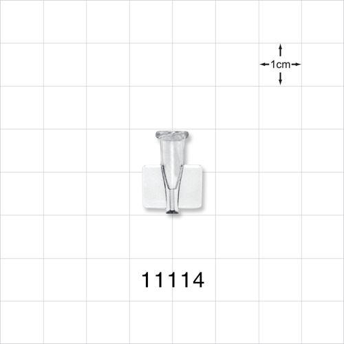 Microbore Female Luer Lock Connector - 11114