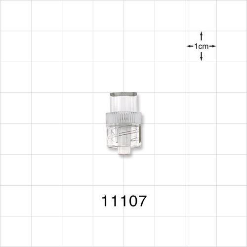 Male Luer Lock Connector - 11107