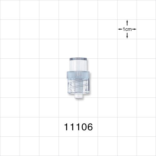 Male Luer Lock Connector - 11106