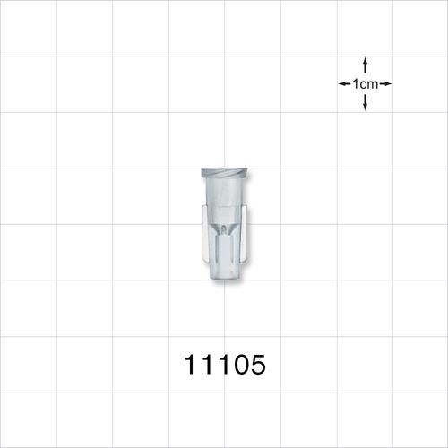Female Luer Lock Connector - 11105