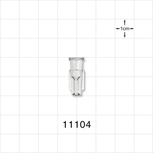 Female Luer Lock Connector - 11104