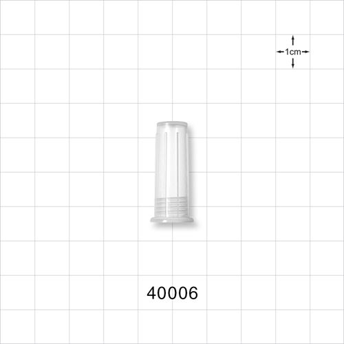 Male ENFit™ ENLock Adapter Cap, Non-Vented - 40006