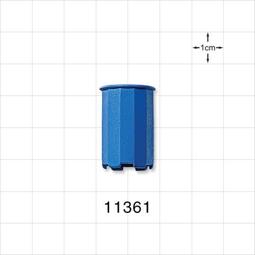 Vented Dust Cap, Blue - 11361