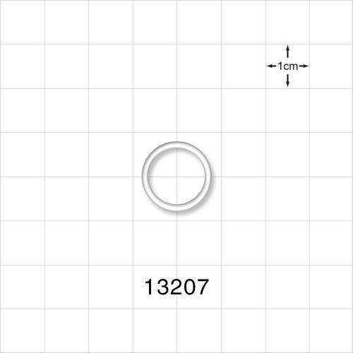 O-Ring, Clear, AS-014 - 13207