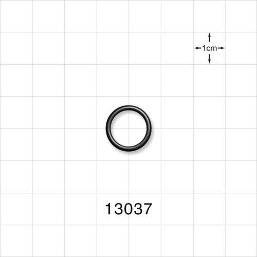 O-Ring, Black, AS-013 - 13037