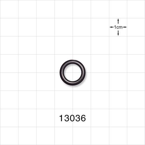 O-Ring, Black, AS-012 - 13036