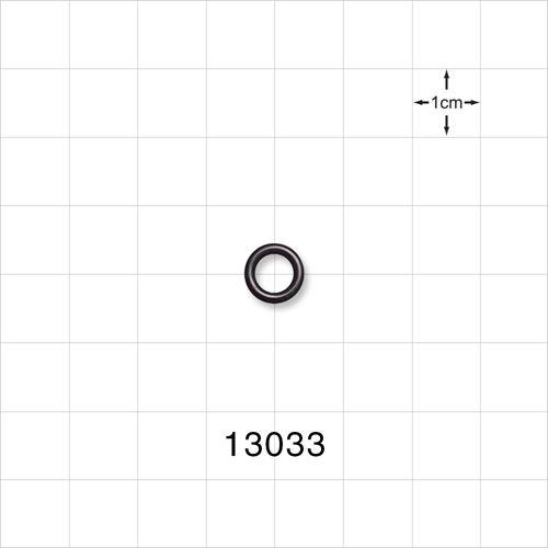 O-Ring, Black, AS-009 - 13033