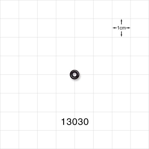 O-Ring, Black, AS-004 - 13030