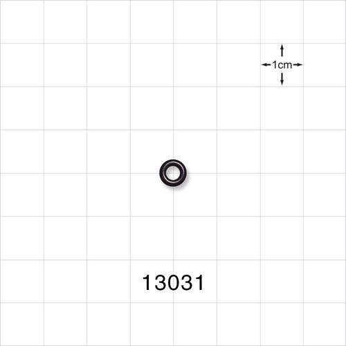 O-Ring, Black, AS-006 - 13031